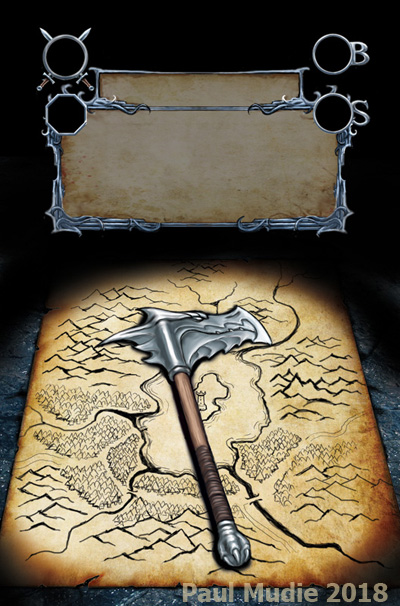 Dead Throne item card: The Axe of Ethelder
