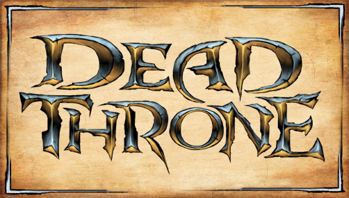Dead Throne logo